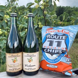 Virtual Happy Hour - Crab Apple Ciders